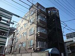 東京都足立区千住河原町の賃貸マンションの外観