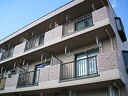 岡山県岡山市北区大元駅前の賃貸マンションの外観