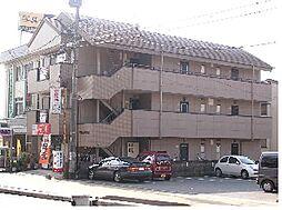 福岡県久留米市藤山町の賃貸アパートの外観