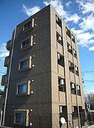 東京都練馬区高松6丁目の賃貸マンションの外観