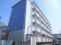 神奈川県海老名市河原口2丁目の賃貸マンションの外観