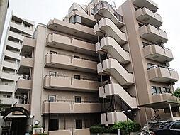 京都府京都市下京区上長福寺町の賃貸マンションの外観