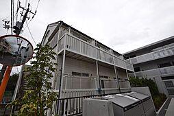 TOハイツ58[202号室]の外観