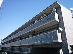 大阪府高槻市大冠町1丁目の賃貸マンションの外観