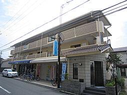 兵庫県伊丹市鈴原8丁目の賃貸マンションの外観