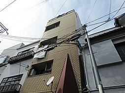 JPアパートメント東住吉II[4階]の外観