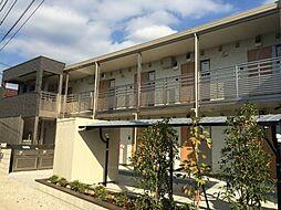 クレイノうれし荘[2階]の外観