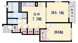 曽根駅 5.3万円