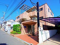 東京都西東京市ひばりが丘北2丁目の賃貸アパートの外観