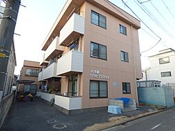 八木橋ワラビマンション[3階]の外観
