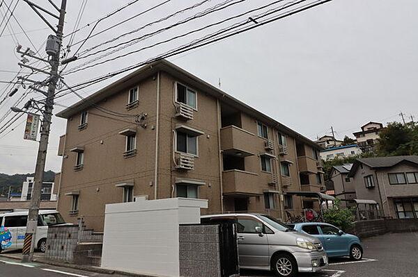 ジュネス II 2階の賃貸【広島県 / 安芸郡海田町】