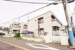 大阪府堺市西区鳳北町10丁の賃貸アパートの外観