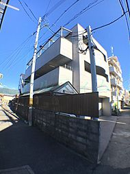 プレアール西野[2階]の外観