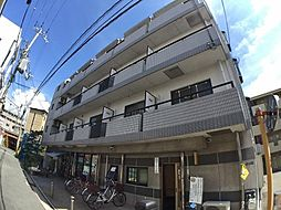 大阪府吹田市泉町5丁目の賃貸マンションの外観