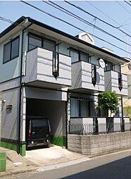 東京都江戸川区船堀7丁目の賃貸アパートの外観