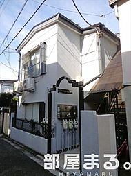 東京都中野区弥生町4の賃貸アパートの外観
