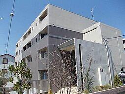 東京都あきる野市引田の賃貸アパートの外観