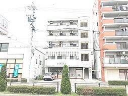 ホワイトハイム弥富[3階]の外観
