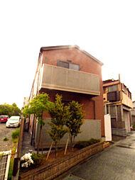 埼玉県さいたま市中央区新中里1丁目の賃貸アパートの外観