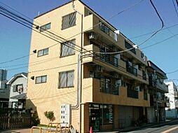 東京都世田谷区南烏山4の賃貸マンションの外観
