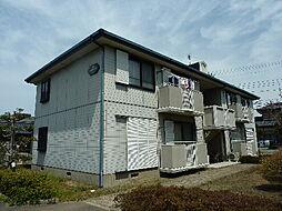 カルチャーサイドハイツ C棟[202号室]の外観