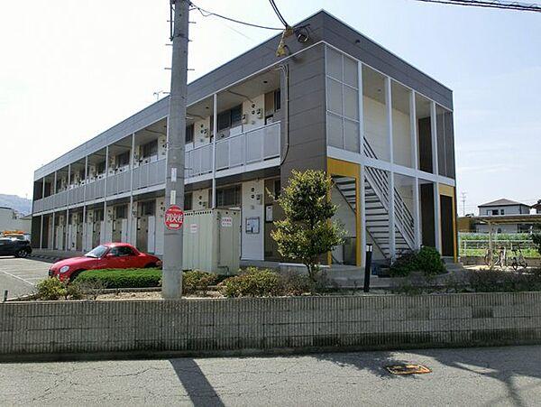 大阪府大東市深野2丁目の賃貸アパート