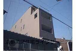 クラ−ジュ五条坂[301号室]の外観