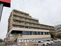 神奈川県川崎市麻生区古沢の賃貸マンションの外観