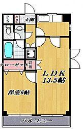 ELM-K9[304号室号室]の間取り