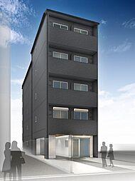 仮)西院平町新築マンション[405号室]の外観