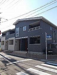 愛知県名古屋市南区泉楽通2丁目の賃貸アパートの外観