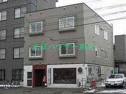北海道札幌市東区北十七条東1丁目の賃貸アパートの外観