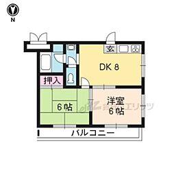 叡山電鉄叡山本線 修学院駅 徒歩4分