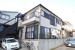 埼玉県川口市戸塚東1丁目の賃貸アパートの外観