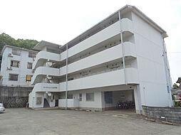 兵庫県姫路市北平野4丁目の賃貸アパートの外観