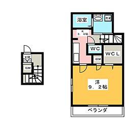 仮称 峰町メゾン[2階]の間取り