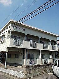 栃木県宇都宮市中久保1丁目の賃貸アパートの外観