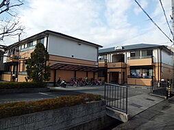 パル武庫川A[2階]の外観