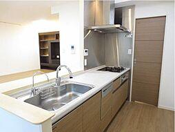 食洗機付対面キッチンです
