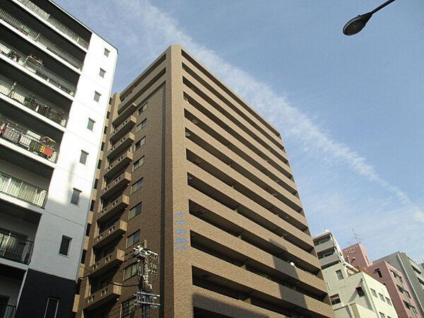 兵庫県神戸市中央区下山手通3丁目の賃貸マンションの外観