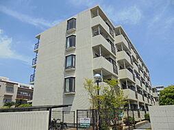 千葉県市川市末広2丁目の賃貸マンションの外観