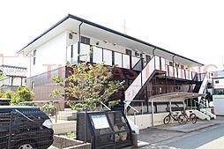 福岡県糟屋郡新宮町夜臼2丁目の賃貸アパートの外観