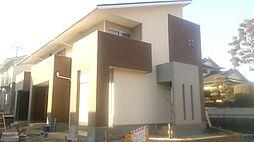 [テラスハウス] 栃木県真岡市上高間木1丁目 の賃貸【/】の外観