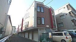 J・s court 東札幌[115号室]の外観