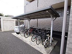 岐阜県美濃加茂市蜂屋町上蜂屋の賃貸マンションの外観
