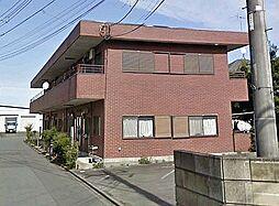 東京都八王子市弐分方町の賃貸マンションの外観