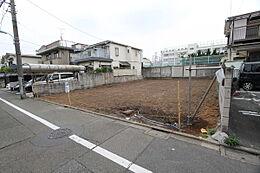 武蔵小山駅と西小山駅の2駅を利用可能