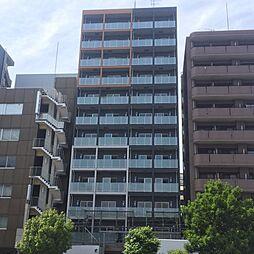 クラリッサ川崎グランデ[12階]の外観