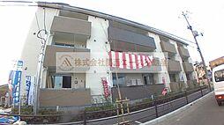 大阪府堺市堺区大仙西町2丁の賃貸アパートの外観