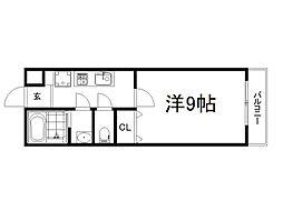 藤森駅 5.2万円